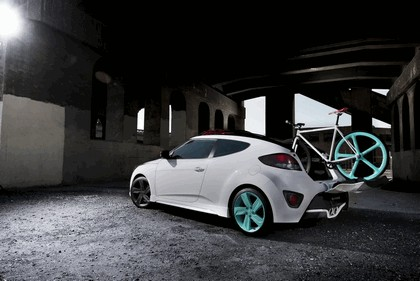 2012 Hyundai Veloster C3 Roll Top concept 6