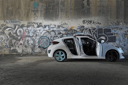 2012 Hyundai Veloster C3 Roll Top concept 14