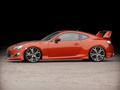 2012 Toyota GT86 by Barracuda Wheels 1