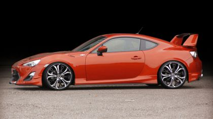 2012 Toyota GT86 by Barracuda Wheels 1