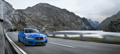 2013 Jaguar XFR-S 10