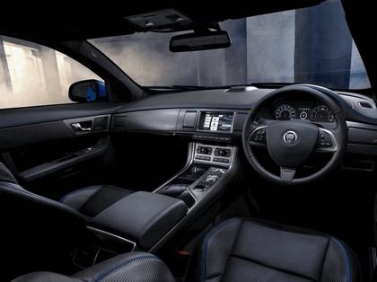 2013 Jaguar XFR-S 26
