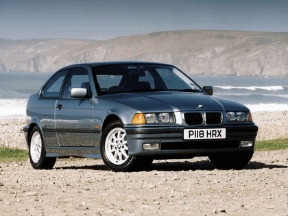 1993 BMW 318ti ( E36 ) compact - UK version 1