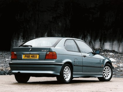 1993 BMW 318ti ( E36 ) compact - UK version 3