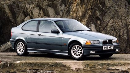 1993 BMW 318ti ( E36 ) compact - UK version 3