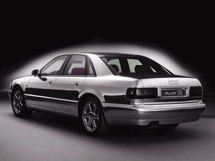 1993 Audi ASF concept 3
