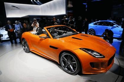 2012 Jaguar F-type with Black Pack 2