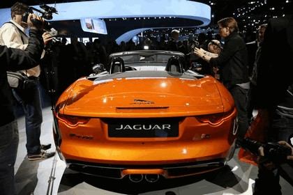 2012 Jaguar F-type with Black Pack 3