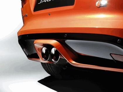 2012 Jaguar F-type with Black Pack 9