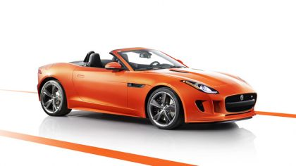 2012 Jaguar F-type with Black Pack 6