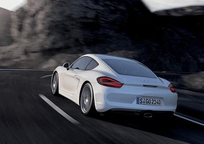 2013 Porsche Cayman 2