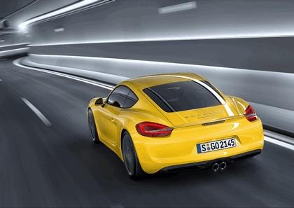 2013 Porsche Cayman S 5