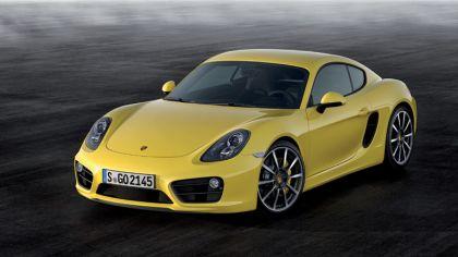 2013 Porsche Cayman S 8