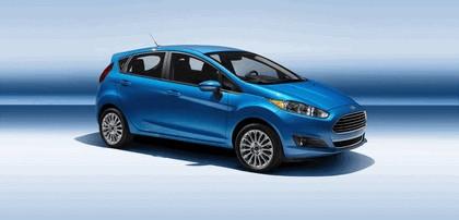 2014 Ford Fiesta 5-door - USA version 2