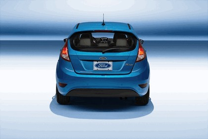 2014 Ford Fiesta 5-door - USA version 7