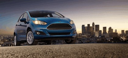 2014 Ford Fiesta 5-door - USA version 10