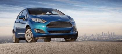 2014 Ford Fiesta 5-door - USA version 11
