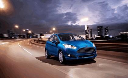 2014 Ford Fiesta 5-door - USA version 12