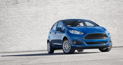 2014 Ford Fiesta 5-door - USA version 15