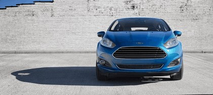 2014 Ford Fiesta 5-door - USA version 16