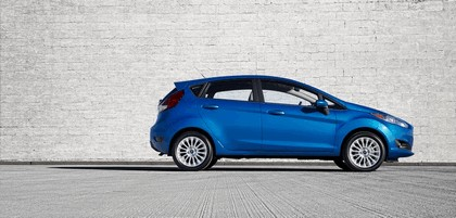 2014 Ford Fiesta 5-door - USA version 17