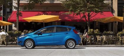 2014 Ford Fiesta 5-door - USA version 19