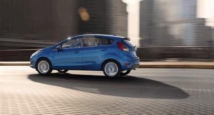 2014 Ford Fiesta 5-door - USA version 20