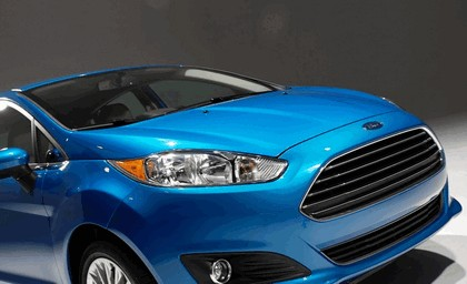 2014 Ford Fiesta 5-door - USA version 23