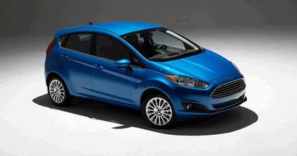 2014 Ford Fiesta 5-door - USA version 26