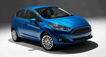 2014 Ford Fiesta 5-door - USA version 29