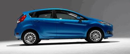 2014 Ford Fiesta 5-door - USA version 32