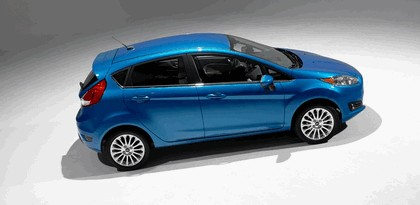 2014 Ford Fiesta 5-door - USA version 34