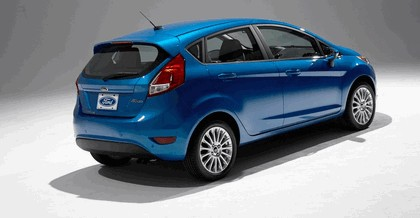 2014 Ford Fiesta 5-door - USA version 37