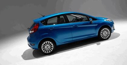 2014 Ford Fiesta 5-door - USA version 38