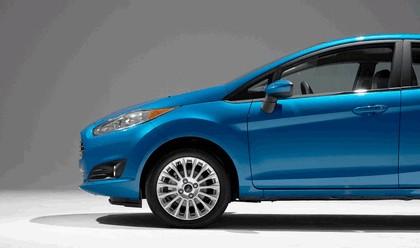 2014 Ford Fiesta 5-door - USA version 40