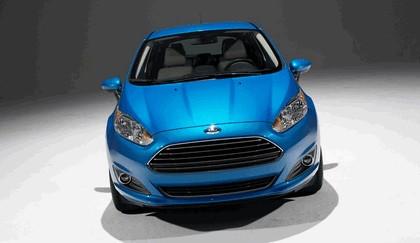 2014 Ford Fiesta 5-door - USA version 42