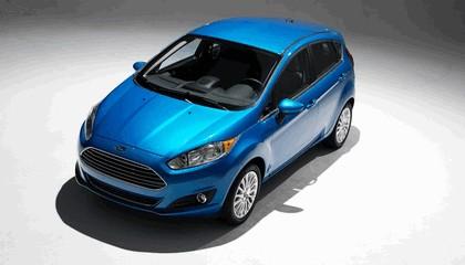 2014 Ford Fiesta 5-door - USA version 43