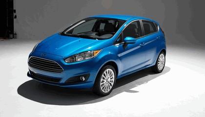 2014 Ford Fiesta 5-door - USA version 44