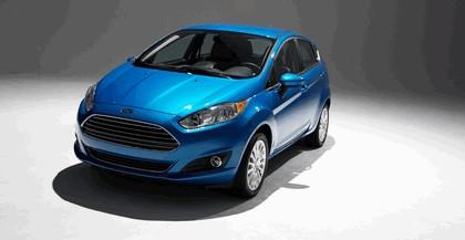 2014 Ford Fiesta 5-door - USA version 45