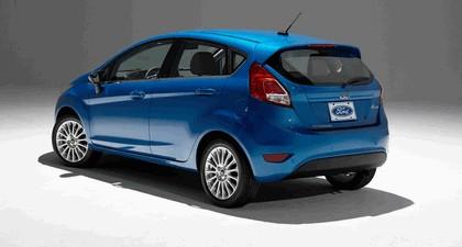 2014 Ford Fiesta 5-door - USA version 46