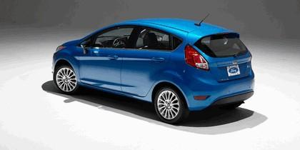 2014 Ford Fiesta 5-door - USA version 49