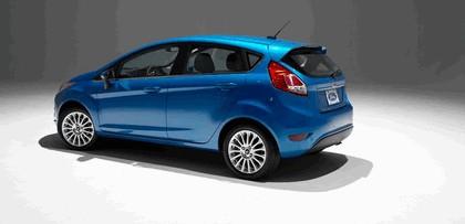 2014 Ford Fiesta 5-door - USA version 51