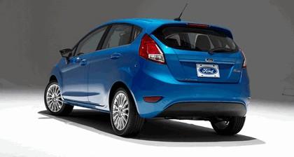 2014 Ford Fiesta 5-door - USA version 52