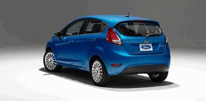 2014 Ford Fiesta 5-door - USA version 53