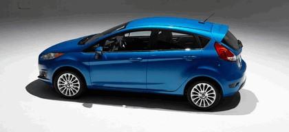 2014 Ford Fiesta 5-door - USA version 54