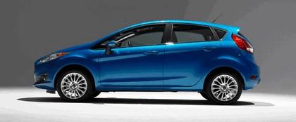 2014 Ford Fiesta 5-door - USA version 55