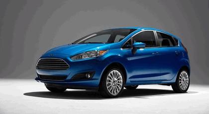 2014 Ford Fiesta 5-door - USA version 57