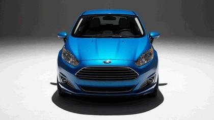 2014 Ford Fiesta 5-door - USA version 60