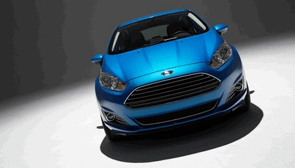 2014 Ford Fiesta 5-door - USA version 62