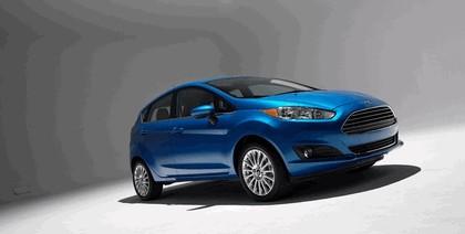 2014 Ford Fiesta 5-door - USA version 63